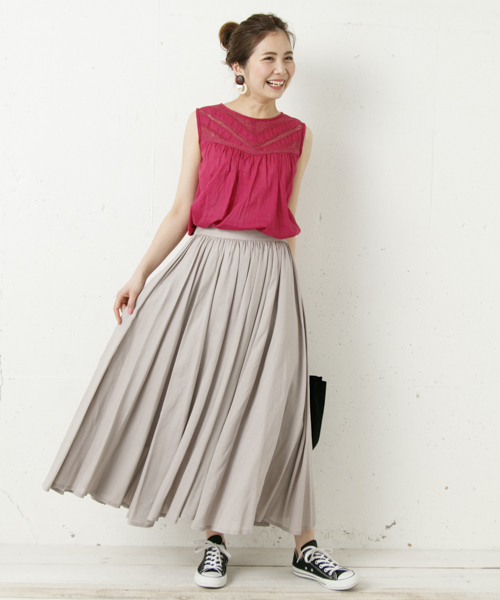 スカートを使ったレディースコーデ | Sonny Label