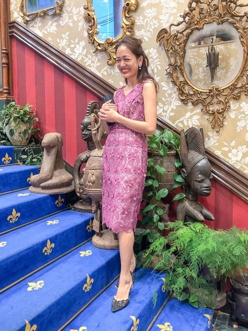 ドレスを使ったレディースコーデ | GRACE CONTINENTAL