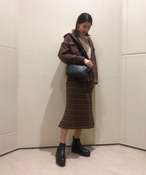 スカートを使ったレディースコーデ | ROSE BUD
