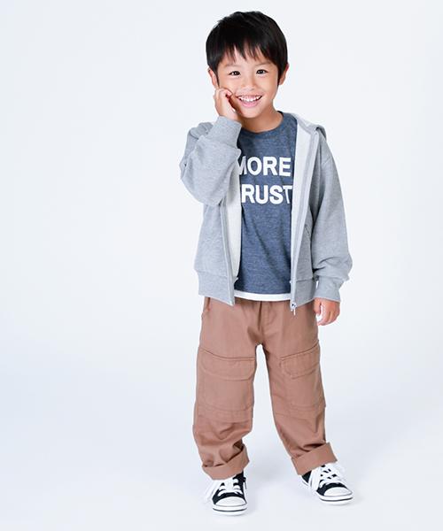 Tシャツを使ったキッズコーデ | COMME CA ISM
