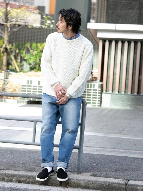 スニーカーを使ったメンズコーデ | Sonny Label