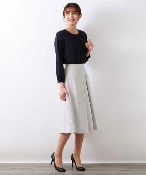 ロング・マキシ丈スカートを使ったレディースコーデ | AMACA