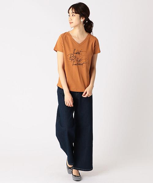 Tシャツを使ったレディースコーデ | COMME CA ISM