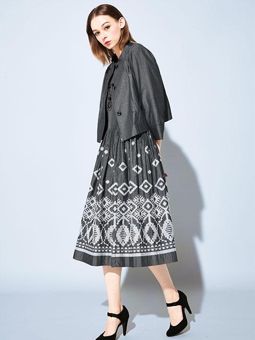 ドレスを使ったレディースコーデ | HIROKO BIS GRANDE