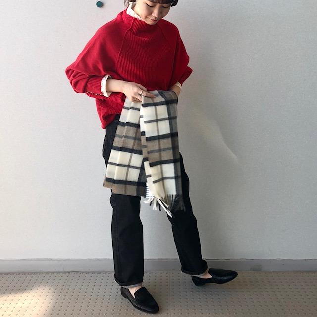 ニット・セーターを使ったレディースコーデ | NIMES