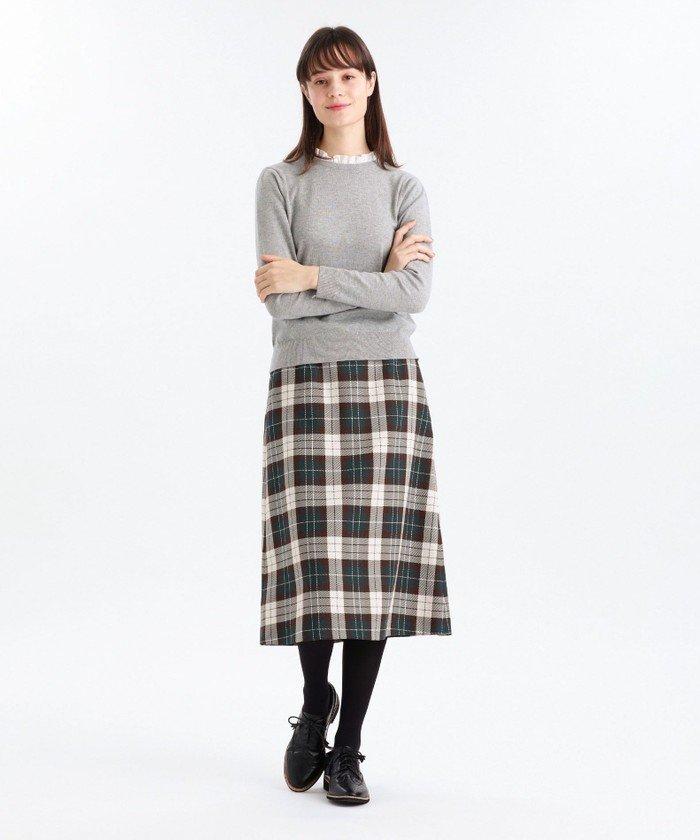 ロング・マキシ丈スカートを使ったレディースコーデ | MACKINTOSH PHILOSOPHY