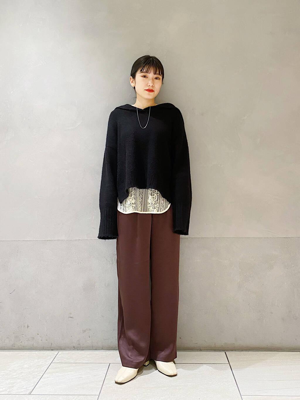ニット・セーターを使ったレディースコーデ | KBF
