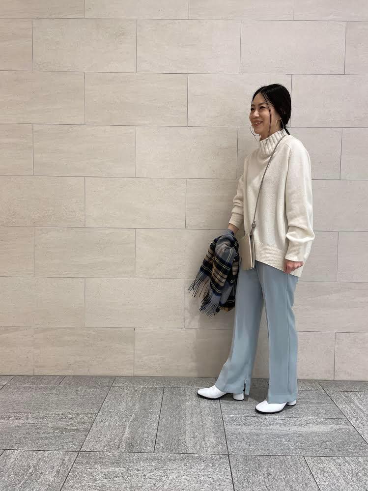 ニット・セーターを使ったレディースコーデ | SHIPS for women