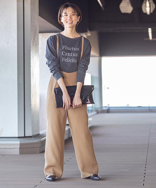 Tシャツを使ったレディースコーデ | NATURAL BEAUTY BASIC