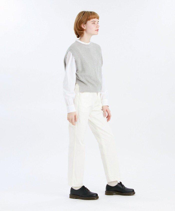 ニット・セーターを使ったレディースコーデ   MACKINTOSH PHILOSOPHY