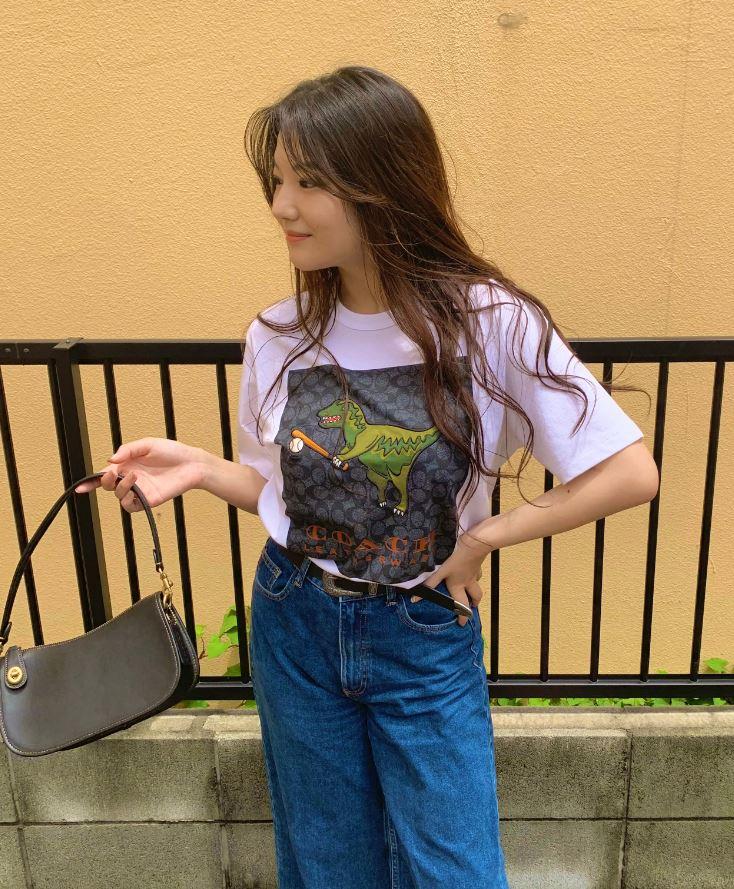 Tシャツを使ったレディースコーデ | COACH
