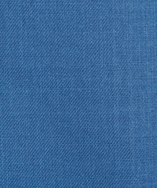 COUP DE CHANCE / クードシャンス シャツ・ブラウス | 【洗える】バーネック タックスリーブシャツ | 詳細7