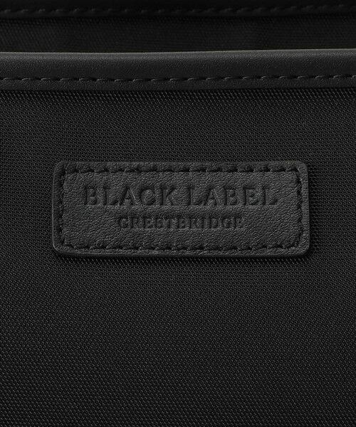 BLUE LABEL / BLACK LABEL CRESTBRIDGE / ブルーレーベル / ブラックレーベル・クレストブリッジ  トートバッグ | ト—ナルパーシャルツイルクレストブリッジチェックトートバッグ | 詳細4