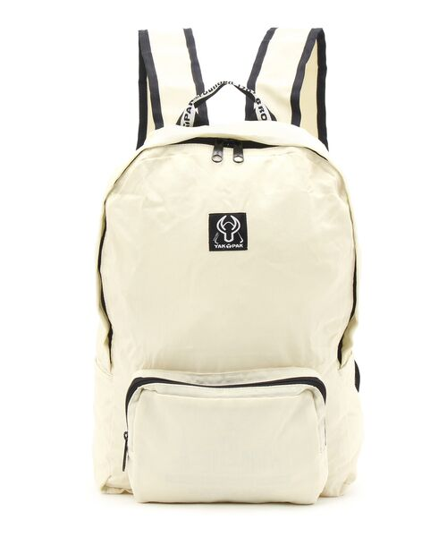 e44680e5cbbf Daily russet / デイリーラシット リュック・バックパック | 【YAKPAK】PACKABLE BACKPACK/