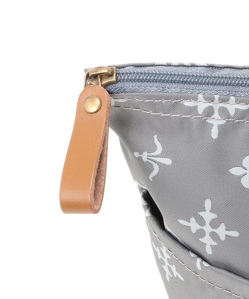 Daily russet / デイリーラシット トートバッグ | 【NEWジャガード】ポケット付きトートバッグ(小) | 詳細7