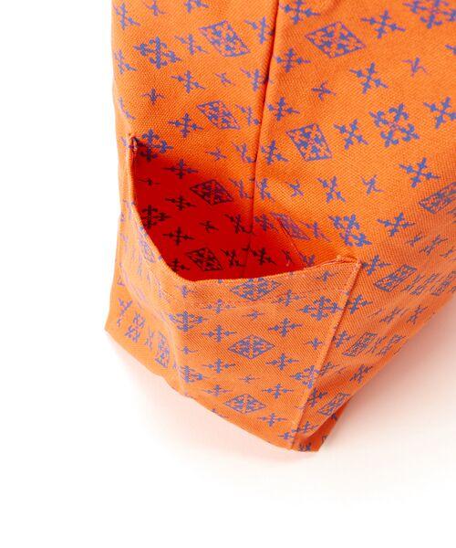 Daily russet / デイリーラシット トートバッグ   帆布サイドポケットトートバッグ(L)/Newカラー   詳細9
