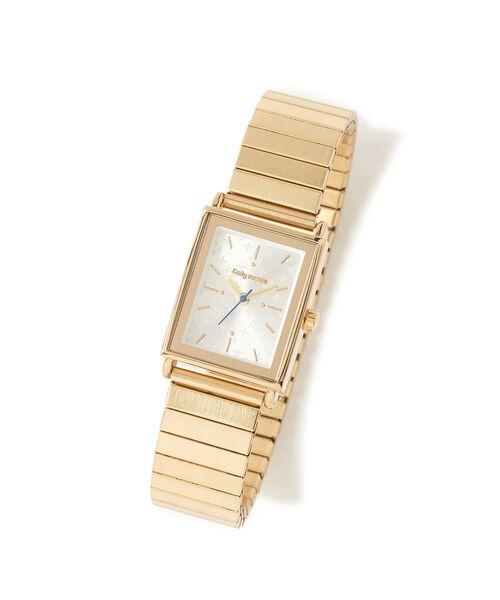 Daily russet / デイリーラシット 腕時計 | ジャバラスクエアウォッチ/腕時計 | 詳細1