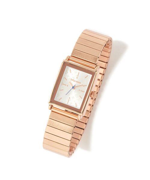 Daily russet / デイリーラシット 腕時計 | ジャバラスクエアウォッチ/腕時計 | 詳細2