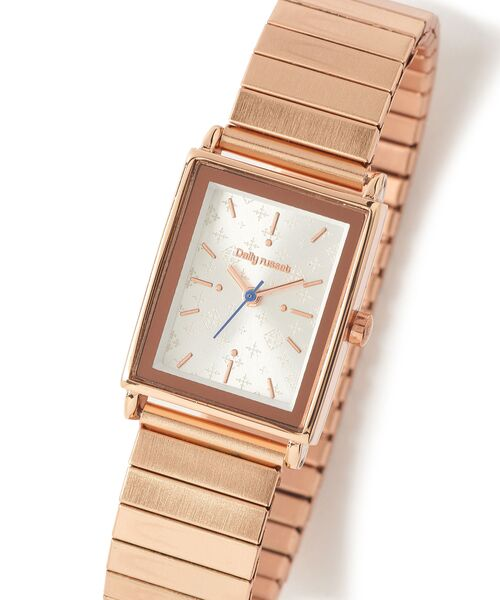 Daily russet / デイリーラシット 腕時計 | ジャバラスクエアウォッチ/腕時計 | 詳細3