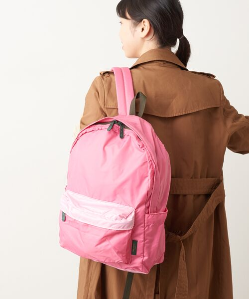 Daily russet / デイリーラシット リュック・バックパック | Backpack(L)/リュックサック(ピンク)