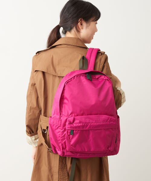 Daily russet / デイリーラシット リュック・バックパック | Backpack(L)/リュックサック(ローズ)