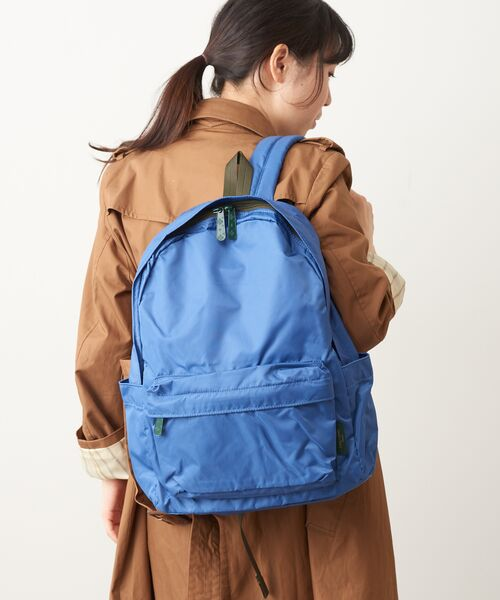 Daily russet / デイリーラシット リュック・バックパック   Backpack(L)/リュックサック(ブルー)