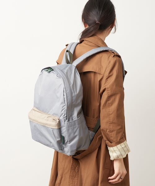 Daily russet / デイリーラシット リュック・バックパック   Backpack(L)/リュックサック(ライトグレー)