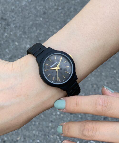 Daily russet / デイリーラシット その他小物   ミニジャバラウォッチ/腕時計(ブラック)