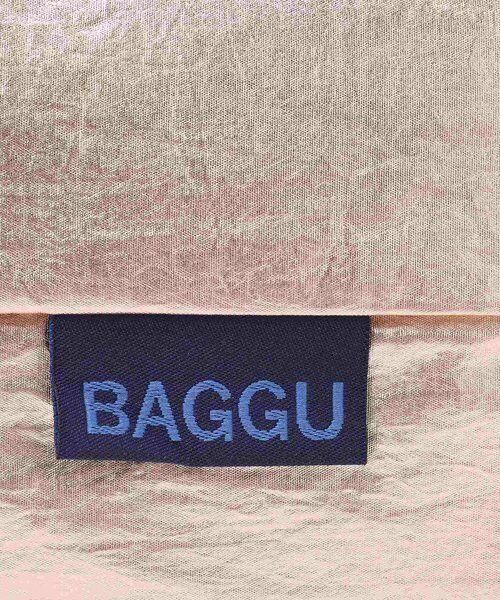 Daily russet / デイリーラシット その他 | 【BAGGU/バグゥ】STANDARD BAGGU メタリック | 詳細8