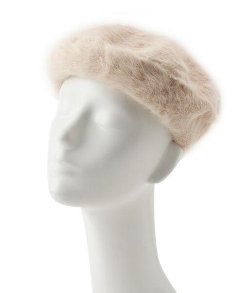 Dessin / デッサン ハンチング・キャスケット・ベレー帽 | Rebecca ファーベレー帽 | 詳細5
