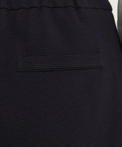 Dessin / デッサン セットアップ | 【ママスーツ/入学式 スーツ/卒業式 スーツ S~Lサイズあり】リップルポンチワイドパンツ | 詳細6