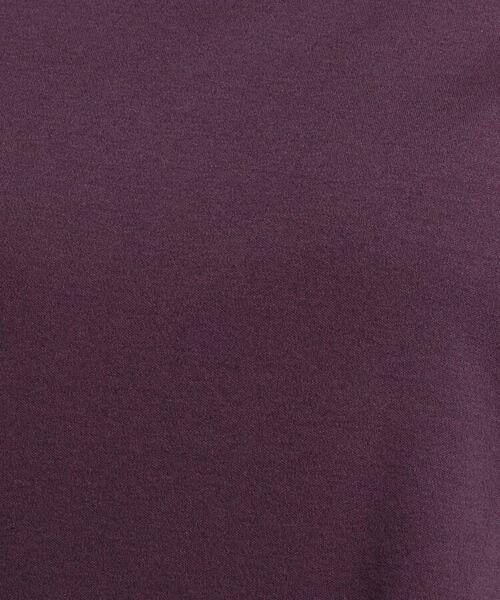 Dessin / デッサン カットソー | 【シリーズ累計4万枚!/XS~L/洗える】 美光沢 カットソー<オンにもオフにもちょうどいい> | 詳細23