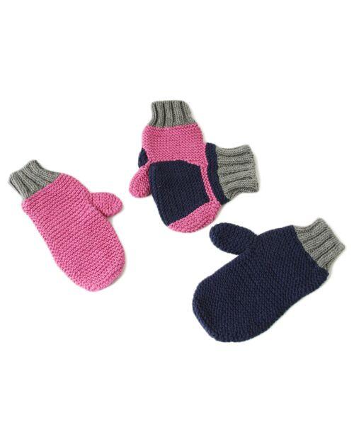 DGBH / ディージービーエイチ 手袋 | フォーエバー・ハンド・イン・ハンド・ミトンズ(カップル用) | 詳細1