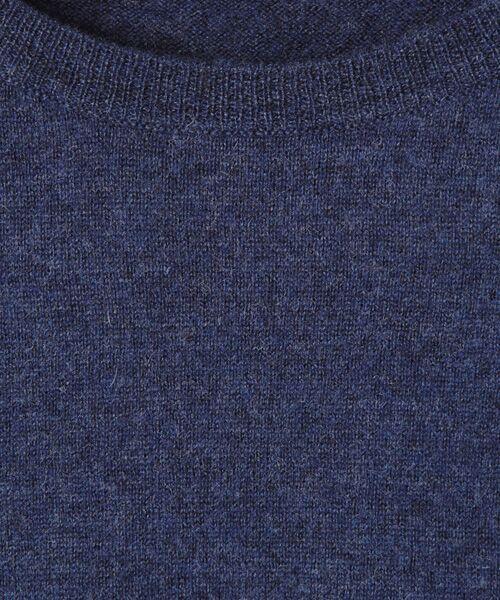 DGBH / ディージービーエイチ ニット・セーター | メンズ クルーネックセーター(ヤク100%) | 詳細1