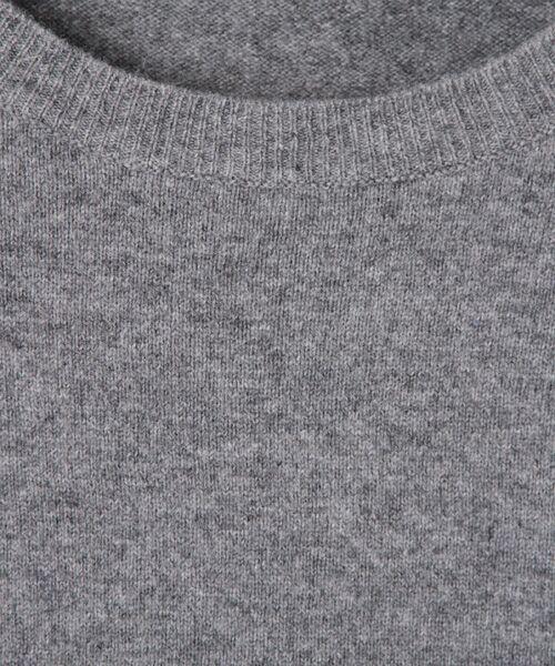 DGBH / ディージービーエイチ ニット・セーター | メンズ クルーネックセーター(ヤク100%) | 詳細2