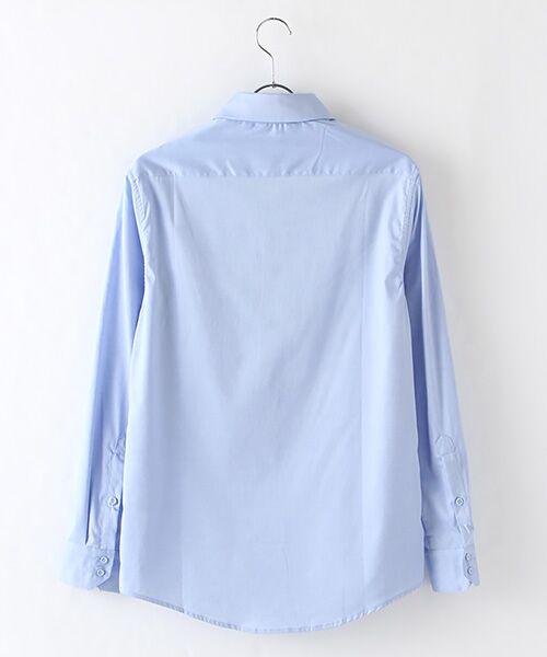 DGBH / ディージービーエイチ シャツ・ブラウス | メンズ・コットンドレスシャツ | 詳細3