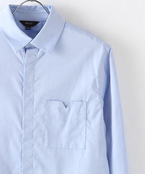 DGBH / ディージービーエイチ シャツ・ブラウス | メンズ・コットンドレスシャツ | 詳細4