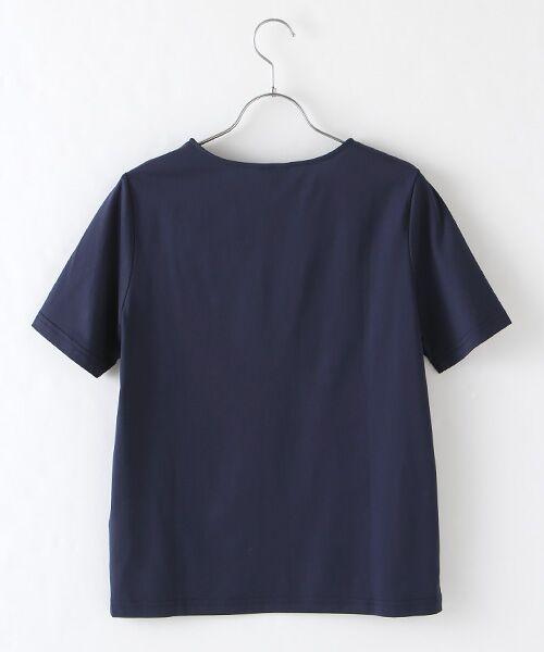 DGBH / ディージービーエイチ Tシャツ | ウィメンズ・コットンTシャツ | 詳細2