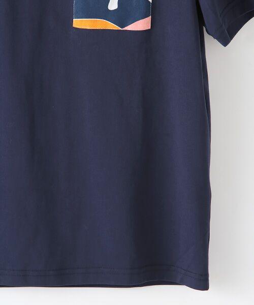 DGBH / ディージービーエイチ Tシャツ | ウィメンズ・コットンTシャツ | 詳細4