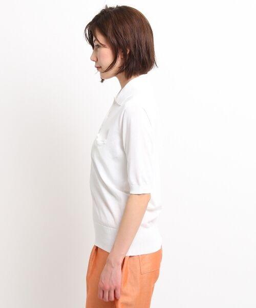 DRESSTERIOR / ドレステリア ポロシャツ | ◆seya. コットンドライタッチポロシャツ | 詳細3