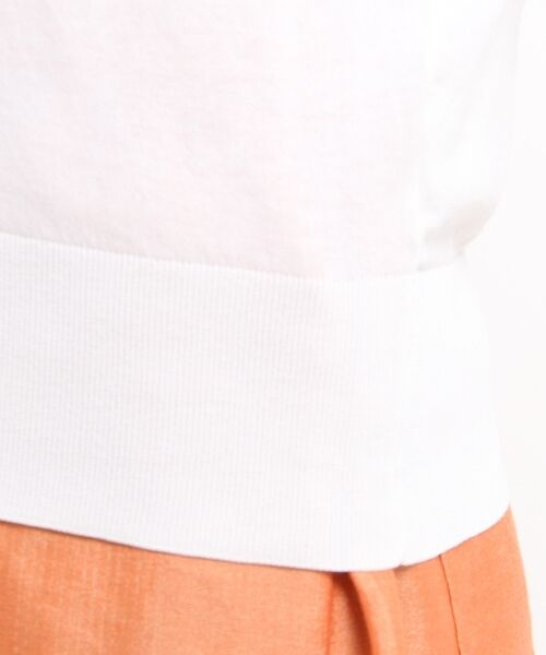 DRESSTERIOR / ドレステリア ポロシャツ | ◆seya. コットンドライタッチポロシャツ | 詳細7