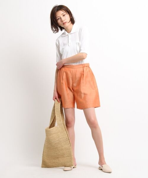 DRESSTERIOR / ドレステリア ポロシャツ | ◆seya. コットンドライタッチポロシャツ | 詳細9