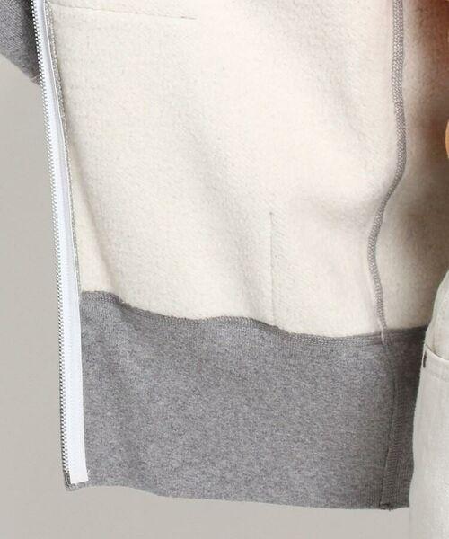 DRESSTERIOR / ドレステリア パーカー   【DRESSTERIOR定番】【WEB限定LLサイズあり】吊裏毛 ジップアップパーカー   詳細8