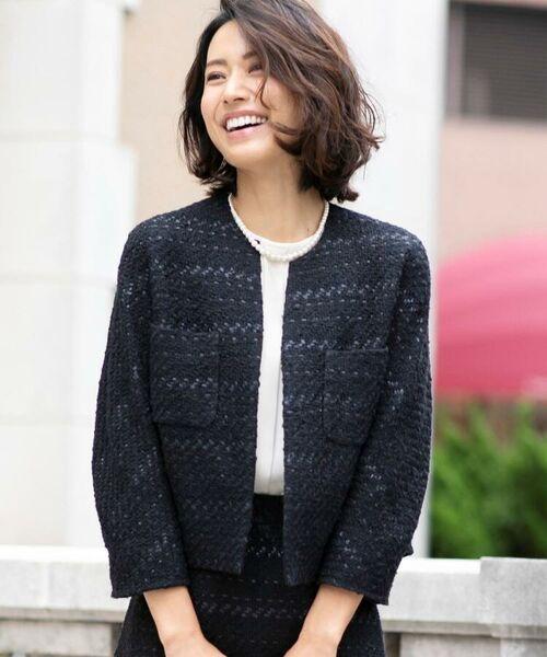 ~CEREMONY STYLE~ フォーマルな場には大人の女性に相応しい上質な装いを。