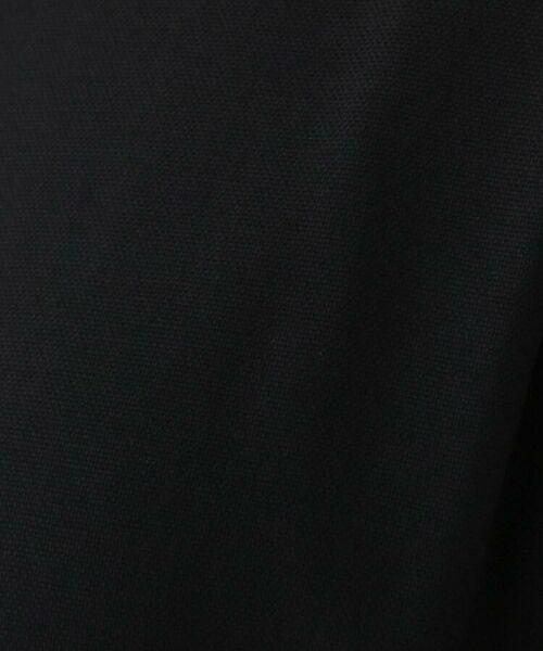 DRESSTERIOR / ドレステリア ミニ丈・ひざ丈ワンピース | robelite and CO.(ローベリィテアンドシーオー)ウールクレープ ロングドレス | 詳細12