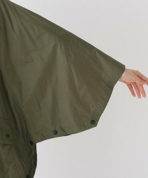 DRESSTERIOR / ドレステリア ポンチョ | Traditional Weatherwear ナイロンポンチョ(ポーチ付き) | 詳細13