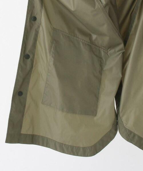 DRESSTERIOR / ドレステリア ポンチョ | Traditional Weatherwear ナイロンポンチョ(ポーチ付き) | 詳細15