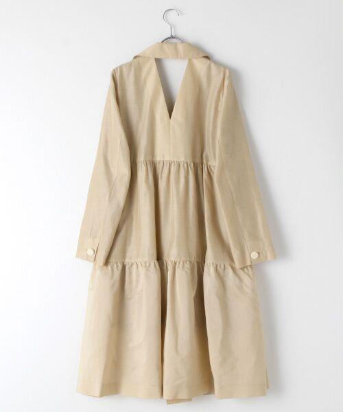 DRESS UP CLOSET / ドレスアップクローゼット ステンカラーコート | ステンカラーコート | 詳細1