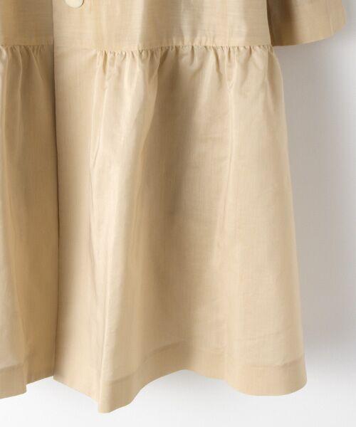 DRESS UP CLOSET / ドレスアップクローゼット ステンカラーコート | ステンカラーコート | 詳細4