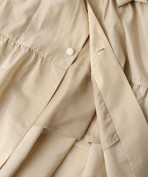 DRESS UP CLOSET / ドレスアップクローゼット ステンカラーコート | ステンカラーコート | 詳細5